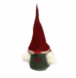 Tomtemor with Red Hat - 8 inches