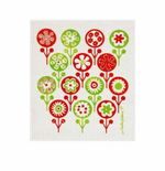 Klippan Flower Power Dish Cloth - 2 Pack