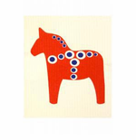 Klippan Swedish Horse Dish Cloth - 2 Pack