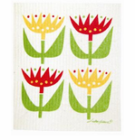 Klippan Tulip Dish Cloth - 2 Pack