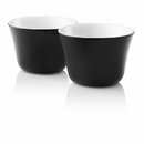 My Tea Thermo Cups, Set of 2, Black