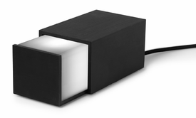 Design House Stockholm Box Light - Black or Silver