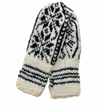 Original Selbu Norwegian Children's Mittens