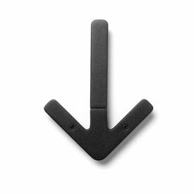 Design House Arrow Hanger (black)