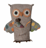 Maileg Danish Owl and Mouse Toy