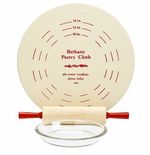 Homemade Pie Making Kit - 4 Piece Set