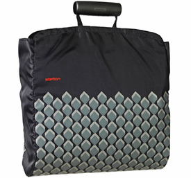 Stelton Shopper- Dark Blue Pattern