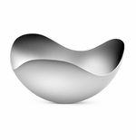 "Georg Jensen Steel Bloom Bowl - Petit - 6.3"" Diameter"
