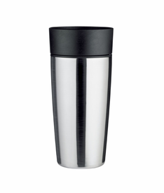 To Go Thermo Cup, Stainless Steel - Click to enlarge