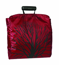 Shopper Shopping Bag, Maasai Red Tree - Click to enlarge
