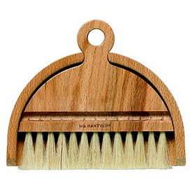 Iris Hantverk Swedish Table Brush Set