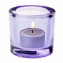 Kivi Votive, Light Lilac - Sold Out