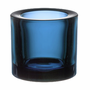 Kivi Votive, Dark Turquoise Blue - Sold Out