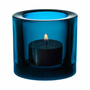 Iittala Kivi Votive, Turquoise - SOLD OUT