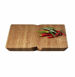 Rosendahl Grand Cru Chopping Board, Small, Bamboo
