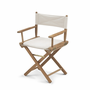 Directors Chair, Teak/Canvas