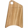 Oval Oak Cutting Board Bread