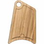 Oval Oak Cutting Board Meat