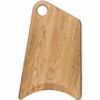 Oval Oak Cutting Board Universal