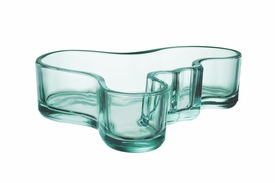 "Alvar Aalto Mini Bowl (3.5"" X 1"" ), Water Green"