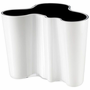 Alvar Aalto Dual-Colored Vases, White & Black
