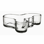 "Alvar Aalto Mini Bowl (5.5"" X 1.5"" ), Clear - SOLD OUT"