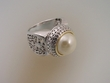 Pearl Sterling Silverilver Ring