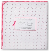 SwaddleDesigns - Ultimate Receiving Blanket - Fuchsia