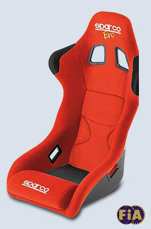 Sparco Evo Seat