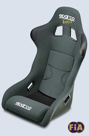 Sparco Evo 2 Seat