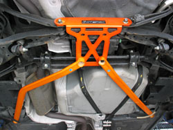 GTSPEC Rear V Brace for Mazda 3/MS3