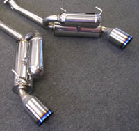 HKS Hi-Power Exhaust: Nissan 350z