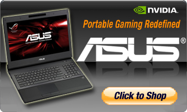 ASUS Customize Laptop, G75VW, G74SX, NVIDIA GTX 760M Graphics