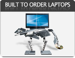 Built to Order Laptops