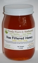 Raw Filtered Golden Nectar Honey - Pint / 1.5 lbs