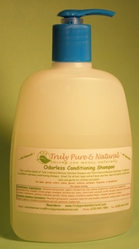 Odorless Conditioning Shampoo 16 oz