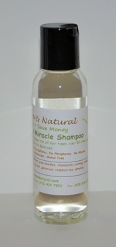 Tate's Travel Size Shampoo 2 oz.