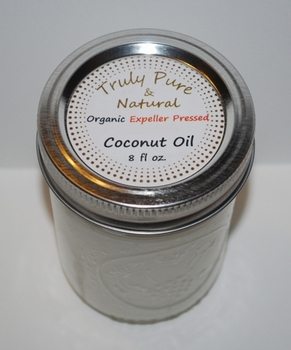 Organic Expeller Pressed Coconut Oil