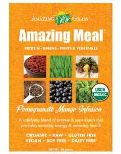 Amazing Meal Pomegranate Mango Infusion Packet
