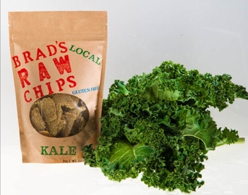 Brad's Raw Chips - Kale