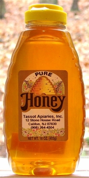 Raw Honey 1 lb