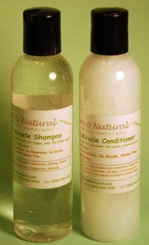 Tate's Combo Pack 4 oz. Shampoo and Conditioner