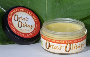 Oria's O'shay Nature's Butter 1oz.