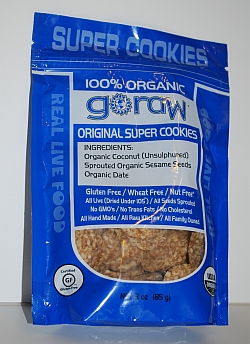 Goraw Original Super Cookies