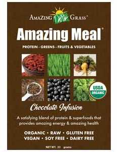 Amazing Meal Chocolate Infusion Packet