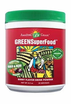 Amazing Grass Berry Green SuperFood 30 servings