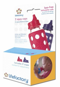 Sippy Cap Set 2-pack (Raspberry / Royal Purple)