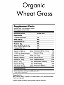 Amazing Grass Organic Wheat Grass 30 servings