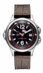 H77555735 HAMILTON KHAKI NAVY GMT MENS WATCH