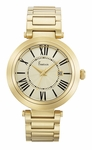 Freelook Elysee Matte Gold Tone Unisex Watch HA1134GM-3